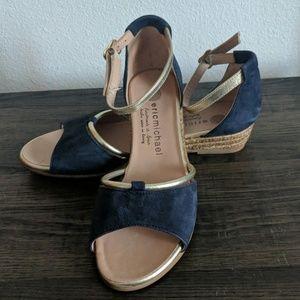 NWOT Eric Michael Deb Spanish Made Sandals Size 7
